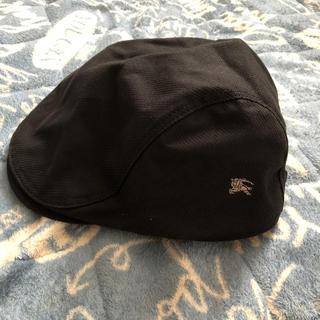 バーバリーブルーレーベル(BURBERRY BLUE LABEL)のバーバリー帽子(ハンチング/ベレー帽)