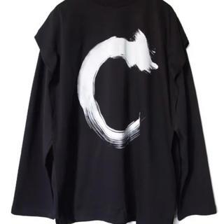 コムデギャルソン(COMME des GARCONS)のalmostblack オールモストブラック 19aw 20aw プルオーバー(Tシャツ/カットソー(七分/長袖))