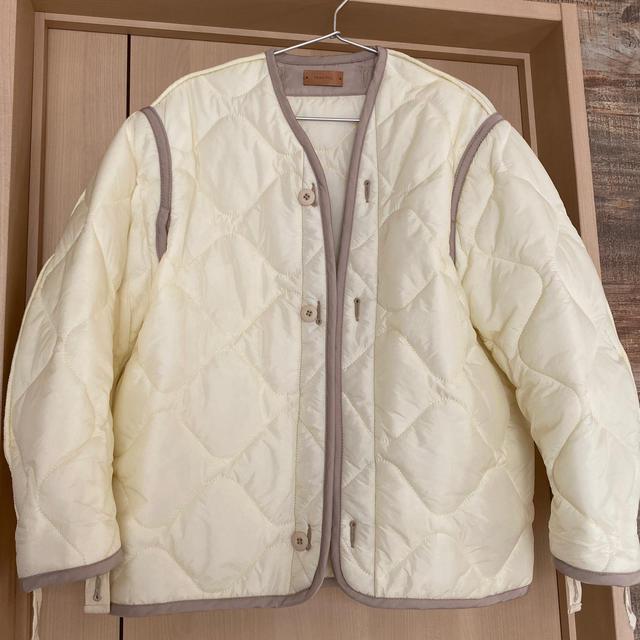 TODAYFUL(トゥデイフル)のTODAYFUL ヴィンテージライナージャケット レディースのジャケット/アウター(ナイロンジャケット)の商品写真