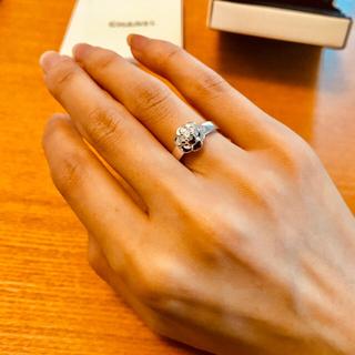 シャネル(CHANEL)の美品!CHANEL ダイヤモンドリング 5.5号(リング(指輪))