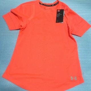 アンダーアーマー(UNDER ARMOUR)のアンダーアーマー Tシャツ Mサイズ レディース ショートスリーブ(Tシャツ(半袖/袖なし))