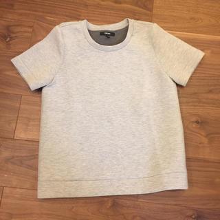 ローズバッド(ROSE BUD)のインポート  ボンディングトレーナー(Tシャツ(半袖/袖なし))
