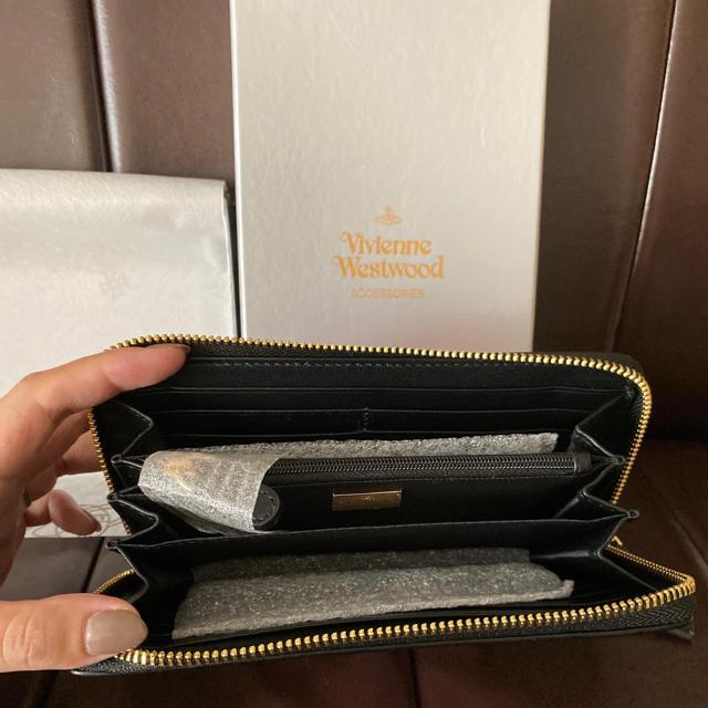 Vivienne Westwood(ヴィヴィアンウエストウッド)の新品未使用! ヴィヴィアンウエストウッド 長財布 マルチカラー レディースのファッション小物(財布)の商品写真