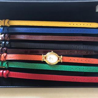 フェンディ(FENDI)のFENDIの腕時計です。超美品、数回の使用です。(腕時計)