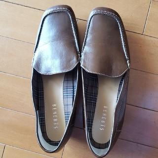 ベルメゾン(ベルメゾン)のベネビス ローファー(ローファー/革靴)