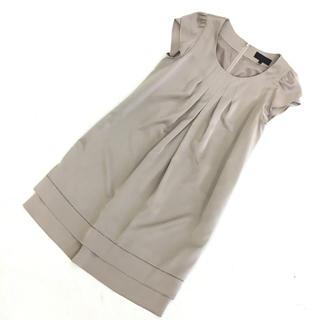 アンタイトル(UNTITLED)のアンタイトル ワンピース ドレス(ミディアムドレス)