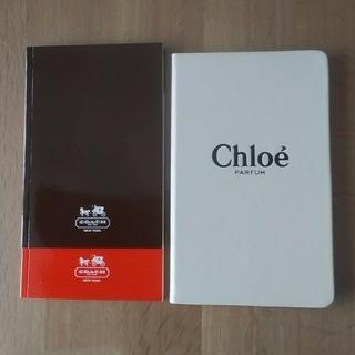 コーチ(COACH)のお値下げ  コーチ クロエ Chloe COACH ステーショナリー ノート  (その他)