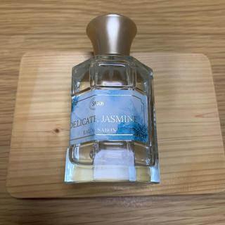 サボン(SABON)のSABON サボン オードトワレ 香水 デリケートジャスミン(香水(女性用))