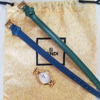 フェンディ(FENDI)のフェンディ 時計 クラシック 美品(腕時計)