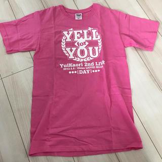 ゆいかおり  2nd LIVE  YELL for YOU TシャツS 未使用(アイドルグッズ)