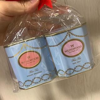 ウェッジウッド(WEDGWOOD)の【未開封】WEDGWOOD 紅茶 セット(茶)