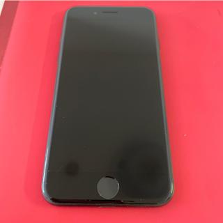 アップル(Apple)のiPhone7 32GB au 美品(スマートフォン本体)