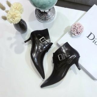 クリスチャンディオール(Christian Dior)のクリスチャンディオール パンプス ブーツ(ハイヒール/パンプス)