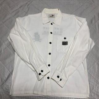 キャリー(CALEE)のギャングスタービルの長袖シャツ サイズM(シャツ)