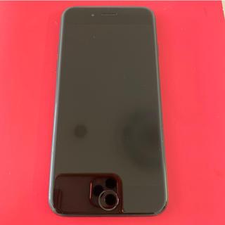 アップル(Apple)のiPhone7 256GB au ブラック(スマートフォン本体)