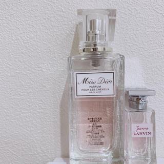 ディオール(Dior)のミスディオール ヘアミスト おまけつき(ヘアウォーター/ヘアミスト)