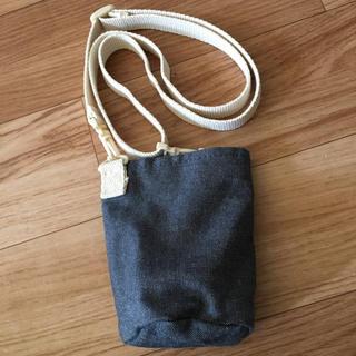 ムジルシリョウヒン(MUJI (無印良品))の美品 無印良品 水筒カバー(水筒)