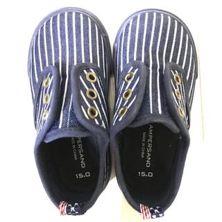 ampersand - アンパサンド 靴 15cm