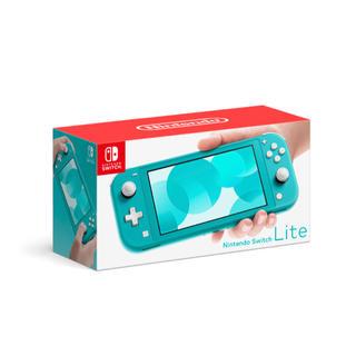 ニンテンドースイッチ(Nintendo Switch)のニンテンドー スイッチライト ターコイズ(家庭用ゲーム機本体)