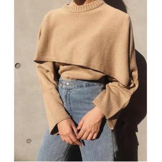 randeboo w knit(ニット/セーター)