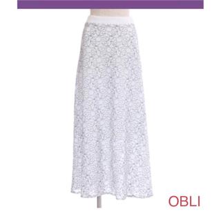 チェスティ(Chesty)のOBLI☆レーススカート(ロングスカート)
