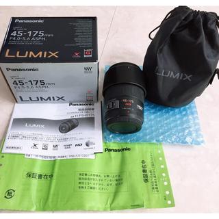 Panasonic - LUMIX G X VARIO PZ 45-175㎜/F4.0-5.6