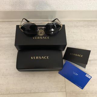 ジャンニヴェルサーチ(Gianni Versace)のヴェルサーチ サングラス(サングラス/メガネ)