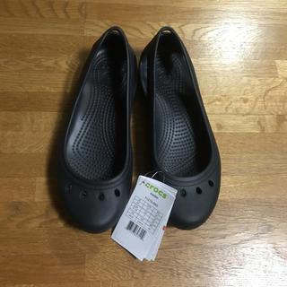 crocs - クロックス カディ フラット W7