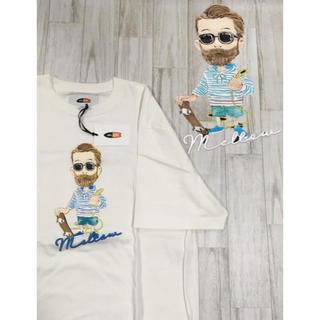 ルーカ(RVCA)のmellow Tシャツ 2枚セット M、L(Tシャツ/カットソー(半袖/袖なし))
