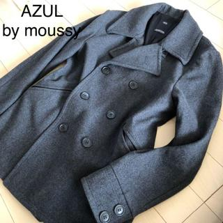 アズールバイマウジー(AZUL by moussy)の★AZULbymoussy L コート ピーコート チェスター コート(ピーコート)