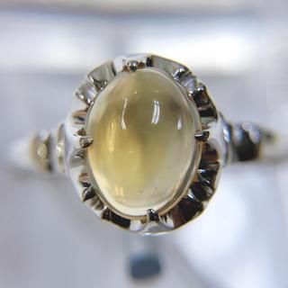 K18WG オパール リング(リング(指輪))