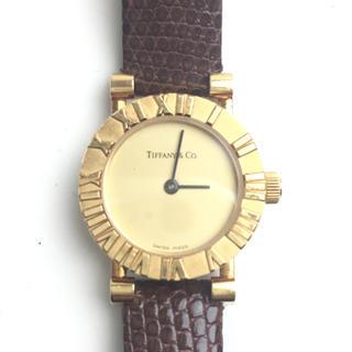 ティファニー(Tiffany & Co.)の激レア!動作確認済! ティファニー 腕時計 ヴィンテージ アトラスラウンド (腕時計)