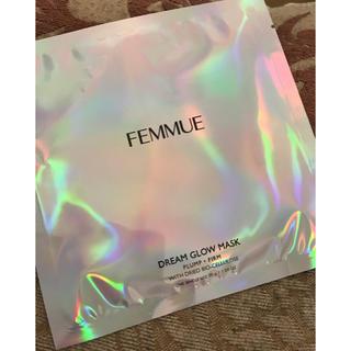 コスメキッチン(Cosme Kitchen)のFEMMUE マスク 新品 1枚 ファミュ パック(パック/フェイスマスク)