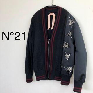 N°21 - N°21 ★ ヌメロヴェントゥーノ ★ ビジューブルゾン
