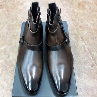 マドラス(madras)の110-2) 27cm:新品マドラス紳士靴(ドレス/ビジネス)