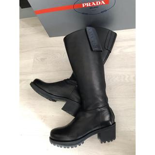 PRADA - プラダ ロングブーツ