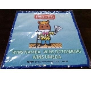サンリオ(サンリオ)の非売品 JRA 大阪 ターフィー 漫才 タオル(ノベルティグッズ)