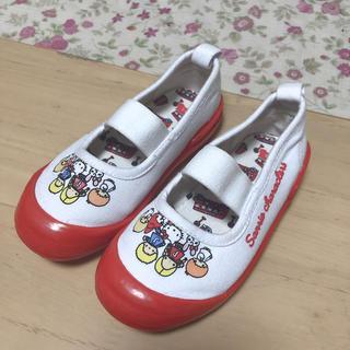 サンリオ - 子ども上靴【サンリオ】15㎝