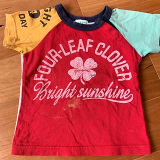 サンカンシオン(3can4on)の3can4on Tシャツ 80㎝(Tシャツ)