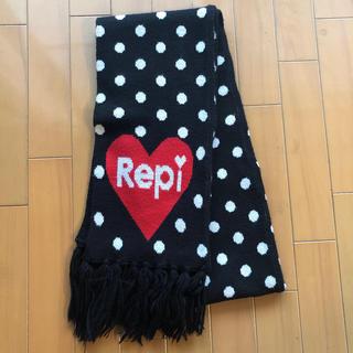 レピピアルマリオ(repipi armario)のレピピ マフラー(マフラー/ショール)