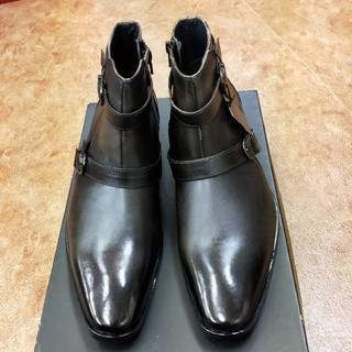 マドラス(madras)の104-2) 24.5cm:新品マドラス紳士靴(ドレス/ビジネス)