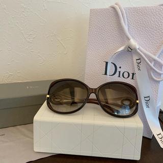 ディオール(Dior)のDior UVカット サングラス(サングラス/メガネ)
