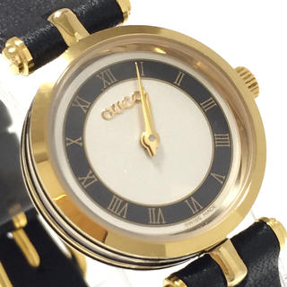 グッチ(Gucci)の1.超美品 グッチ GUCCI 時計 2040L シェリーライン(腕時計)