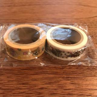 フェイラー(FEILER)の非売品 ラブラリーバイフェイラー  マスキングテープ(テープ/マスキングテープ)