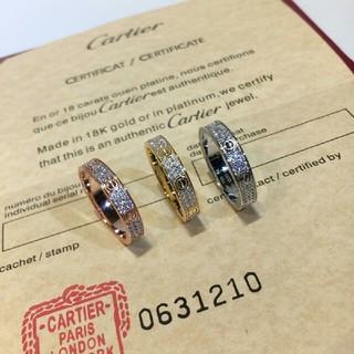 カルティエ(Cartier)のカルティエ Cartier リング 美品 お洒落(リング(指輪))