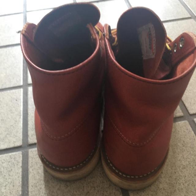 REDWING(レッドウィング)のレッドウィング  レディースの靴/シューズ(ブーツ)の商品写真