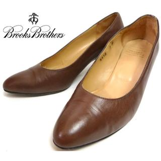 ブルックスブラザース(Brooks Brothers)のイタリア製ブルックスブラザーズ BROOKS BROTHER ハイヒール22.5(ハイヒール/パンプス)