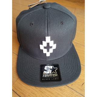マルセロブロン(MARCELO BURLON)のMARCELO BURLON Starter Cruz クロス キャップ 帽子(キャップ)