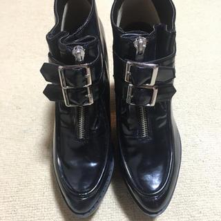 マウジー(moussy)のmoussy ブーツ(ブーツ)