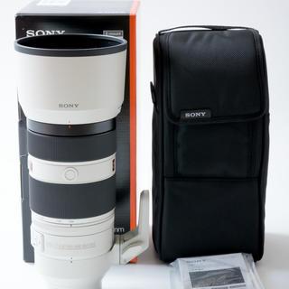 ソニー(SONY)の超美品 ソニー FE 100-400mm F4.5-5.6 GM OSS(レンズ(ズーム))